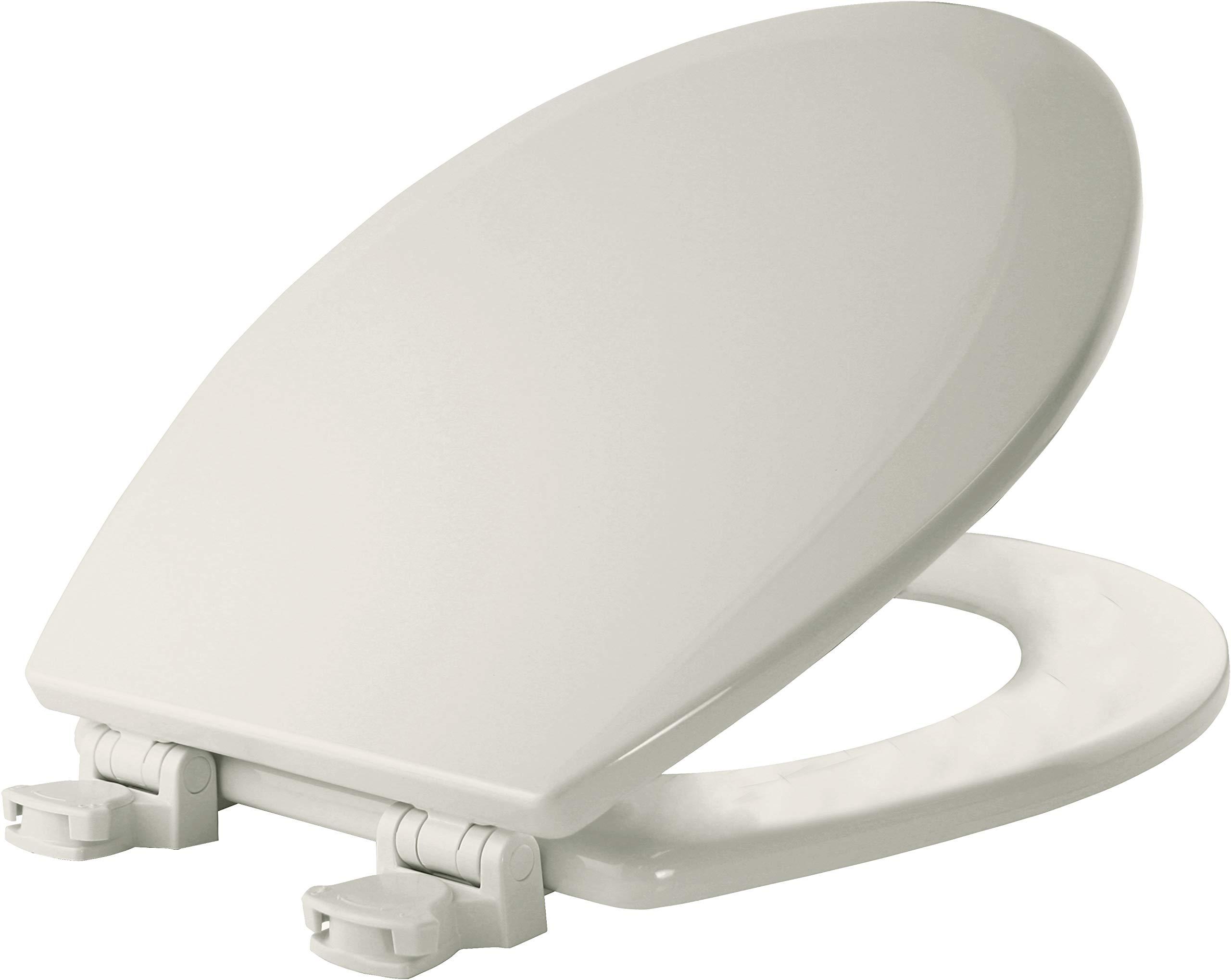 Bemis 500EC Round Toilet Change