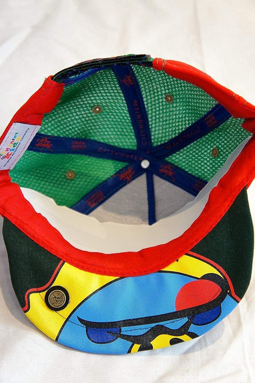 Kids Snapbacks Girls Baseball Flat Peak Childrens Hats Character Boys