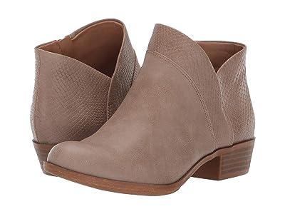 Lucky Brand Kids Beah (Little Kid/Big Kid) (Heather Grey) Girls Shoes
