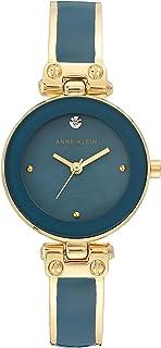 Women's Genuine Diamond Dial Bangle Watch