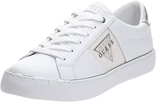 GUESS Gimmie4 Women's Athletic & Outdoor Shoes, White