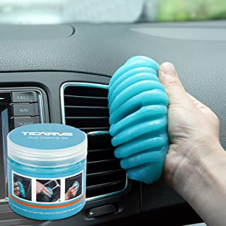 TICARVE Cleaning Gel for Car Detailing Putty Car Cleaning Putty Auto Detailing Gel Detail Tools Car Interior Cleaner Unive...