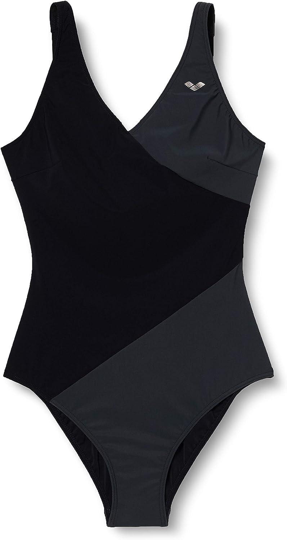 ARENA Damen Bodylift Badeanzug AKI C-Cup Traje de ba/ño de una Sola Pieza Mujer