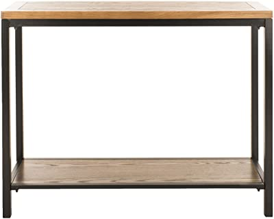 Safavieh American Homes Collection Dennis Oak Console Table