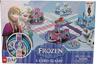 Frozen Ludo Game for Kids
