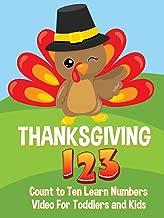 pre k thanksgiving songs