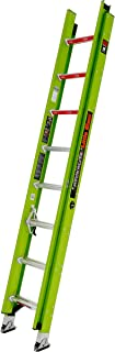 Little Giant Ladder Systems 17716 Ext HyperLite 16' Type IA Fiberglass Extension Ladder,