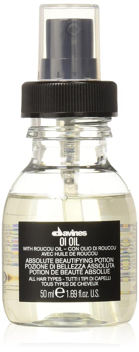 虐待合体フットボールダヴィネス OI Oil Absolute Beautifying Potion (For All Hair Types) 50ml/1.69oz並行輸入品