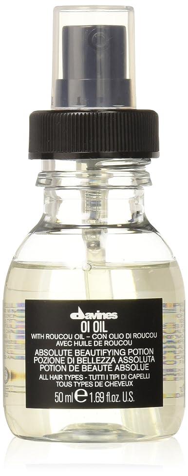 しなやか収入ラップトップダヴィネス OI Oil Absolute Beautifying Potion (For All Hair Types) 50ml/1.69oz並行輸入品