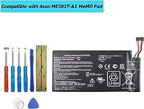 Upplus C11-ME370T Replacement Battery Compatible with Asus ME301T-A1 ME370T MeMO Pad ME301T Google Nexus 7/Nexus 7