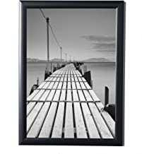 Anker A4 Certificate Photo/Picture Frame, Classic Black, 21 x 29.7 cm