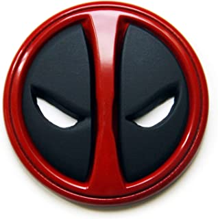 Tactical Freedom - Magwell Metal Decal / Sticker - Deadpool