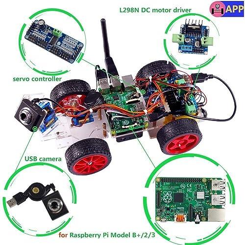 Raspberry Pi Motor: Amazon com