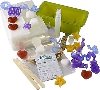 Custom Melt and Pour Glycerin Soap Gift Kit