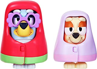"Bluey - Grannies: Bluey & Bingo 2.5"" Figures - 2 Pack"