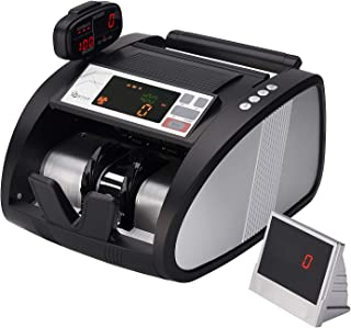 GStar Technology Money Counter With UV/MG/IR Counterfeit Bill Detection And 2 Year Warranty (Elite)