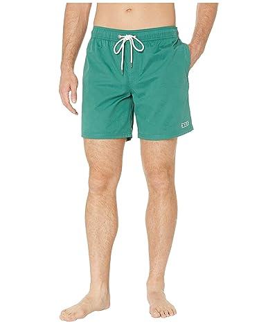 RVCA Gerrard Elastic Shorts 17 (Alpine) Men