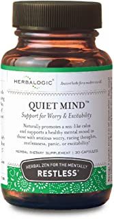 Quiet Mind Herbal Anxiety Relief Capsules, 30 ct.