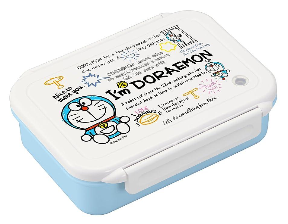 パニック焦げ素晴らしいですオーエスケー ドラえもん I'm Doraemon お弁当箱(仕切付) 約650ml PCL-3