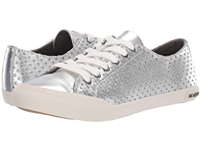 SeaVees Army Issue Sneaker Low Celestial (Silver) Women