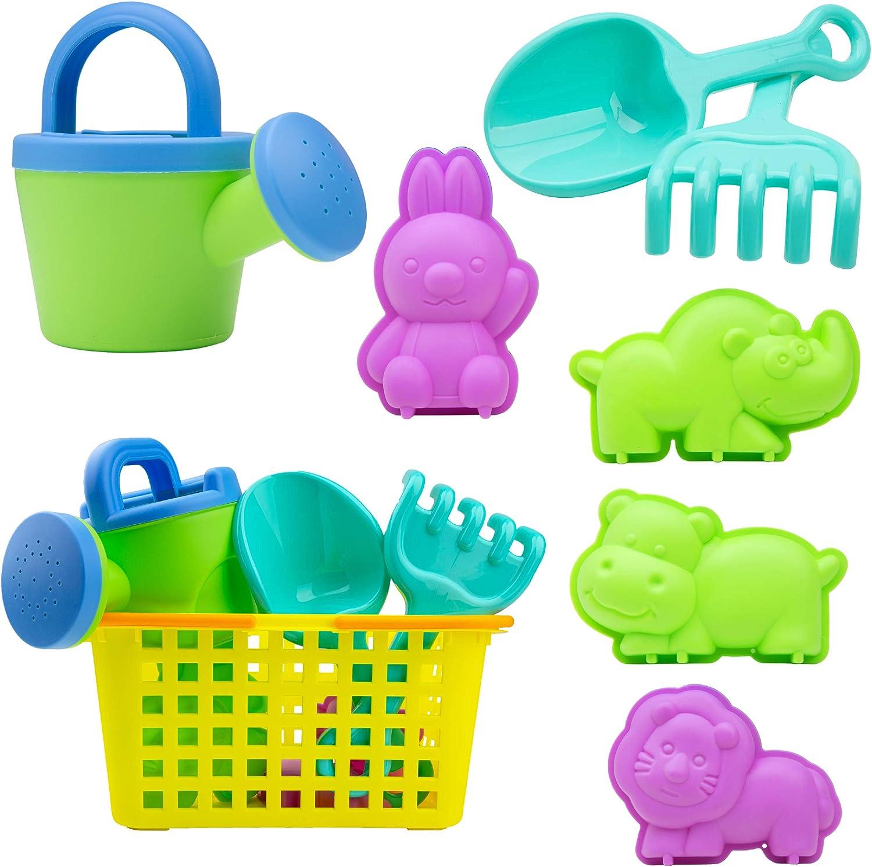 USA Toyz Beach Toys Department store for Toddlers favorite 8pk Kids Sandbox wit -