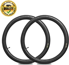 """2.75/3.00-21"""" Replacement Inner Tube 80/100-21(300/325-21) with TR4 Staight Valve Stem, Fits Motorcycle with 21`` Tires (2..."""