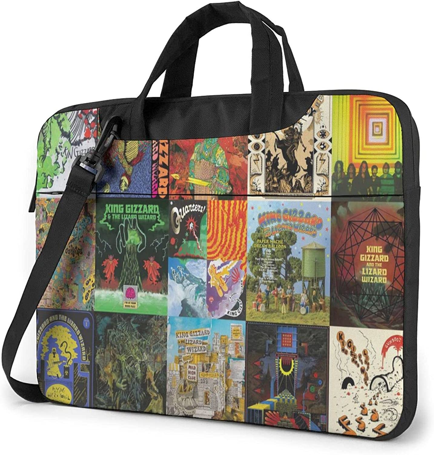 Laptop Sleeve Case Computer Bag Max 75% OFF King Lizard Deluxe Arts Gizzard The And