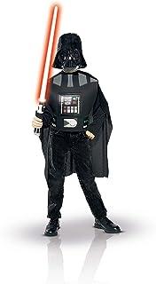Rubie's 5207NS Official Disney Star Wars Darth Vader Blister Set Costume, Kids', One Size