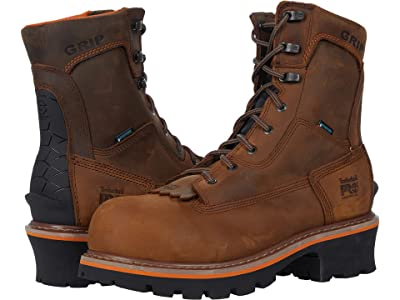 Timberland PRO Evergreen Logger 8 Composite Safety Toe Waterproof