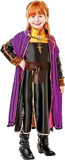 Rubie's Frozen 2 Premium Anna Travel Costume M Multicoloured (300467)