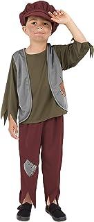 Smiffy'S 38660S Disfraz De Niño Victoriano Pobre Con Parte