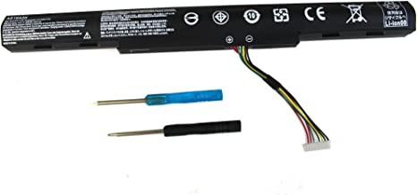 FLYTEN New AS16A5K Battery For Acer Aspire E15 E5-475 E5-475G E5-523 E5-553 E5-576 E5-774G Series,Fit P/N AS16A7K AS16A8K E5-475-31A7 E5-475-32X8 E5-475-35CL 12 Months-Warranty