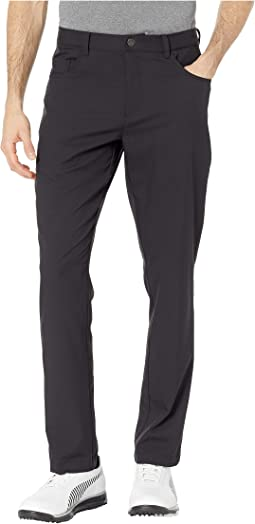 96548f5dde6b Puma golf solid 5 pocket tech pants