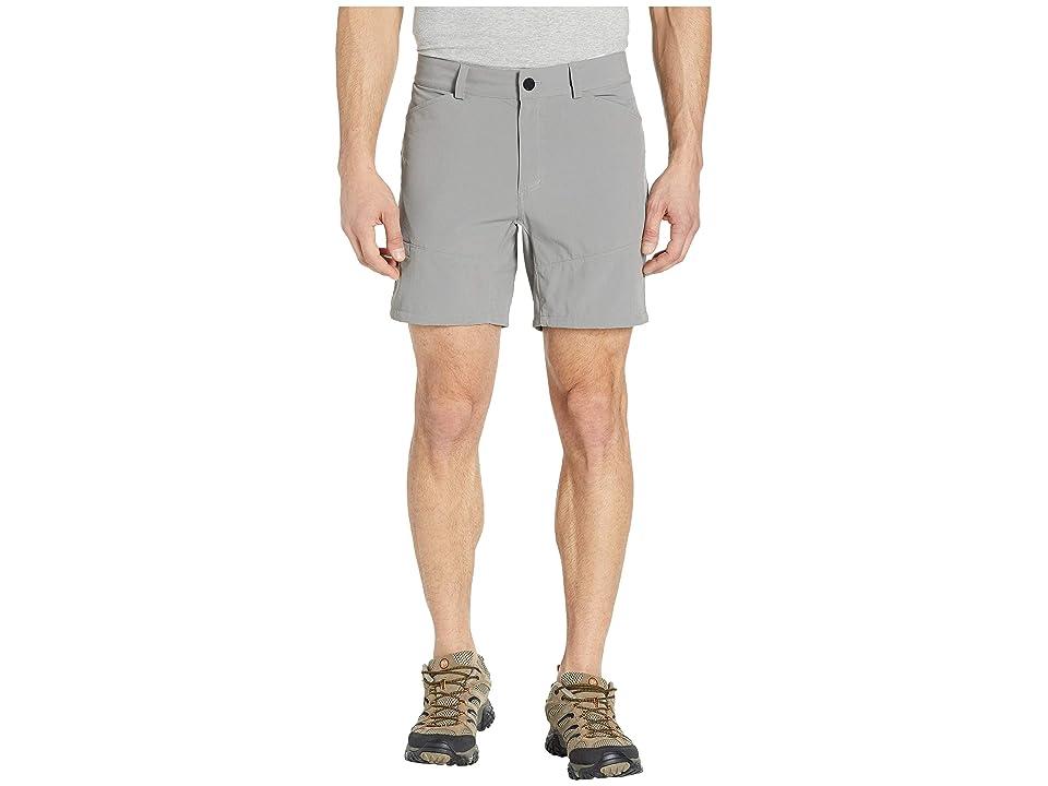 Mountain Hardwear Logan Canyontm Shorts (Manta Grey) Men