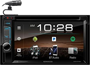 Kenwood DDX375 2-Din 6.2 Inch Monitor Receiver with Bluetooth