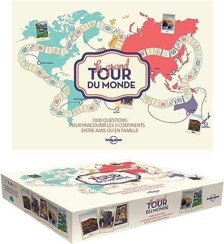 Le grand tour du monde - 1ed by LONELY PLANET FR ...