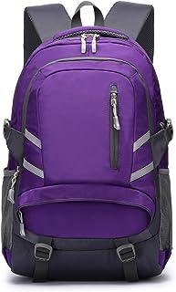 Zaino Scuola Superiore per PC 15.6 Pollici da ragazzo e ragazza, Backpack Portabile Casual Rucksack per Laptop Universita Viaggio con Presa Ricarica USB
