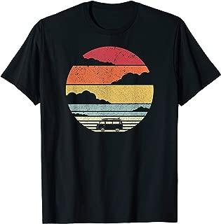 Camping Shirt. Retro Style Camper Van T-Shirt