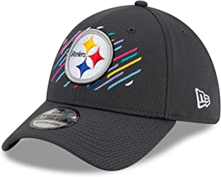 New Era - NFL Pittsburgh Steelers 2021 Crucial Catch 39Thirty - Gris