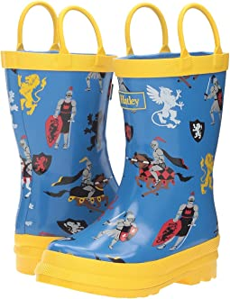 Medieval knights Rain Boots (Toddler/Little Kid)