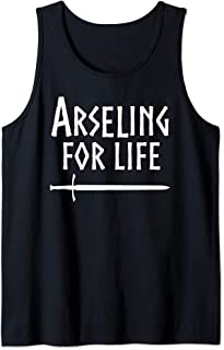 Arseling For Life Kingdom Tank Top