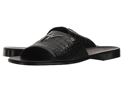 Giuseppe ZanottiZak Stamped Croc Sandal pmG3l40ITf