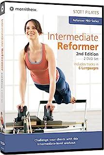 Stott Pilates: Intermediate Reformer 2Nd Edition (2 Dvd) [Edizione: Stati Uniti]