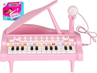 Emaas Piano Keyboard Toy for Kids, 1 2 3 4 Year Old Girls Gi