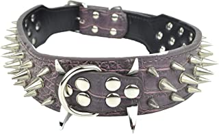 Best custom spiked dog collars Reviews