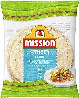 Mission Street Tacos Mini Tortillas, 10 pieces, 375g