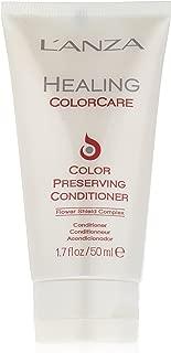 L'ANZA Healing ColorCare Color-Preserving Conditioner, 1.7 oz.