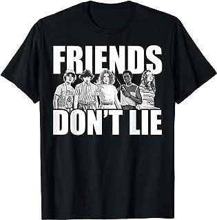 Netflix Stranger Things Friends Don't Lie Group Shot T-Shirt