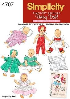doll bib pattern
