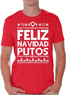Feliz Navidad Putos Christmas T-Shirt